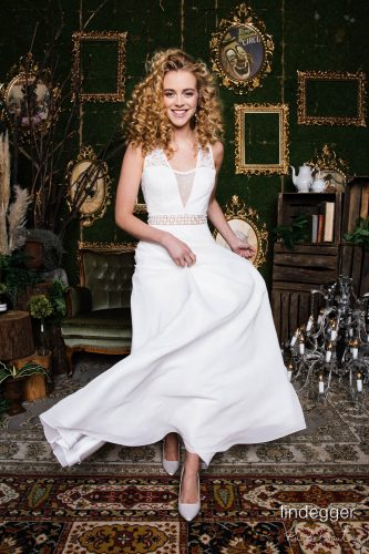 KuessdieBraut 2020 Fairytale Brautkleid Alea 4 bei Exquisit Wedding Dream Brautmode in Rheine
