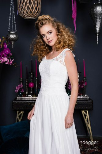 KuessdieBraut 2020 Fairytale Brautkleid Katinka 4 bei Exquisit Wedding Dream Brautmode in Rheine