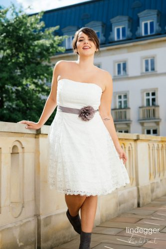 KuessdieBraut 2020 Plus Size Brautkleid Amy 7 bei Exquisit Wedding Dream Brautmode in Rheine
