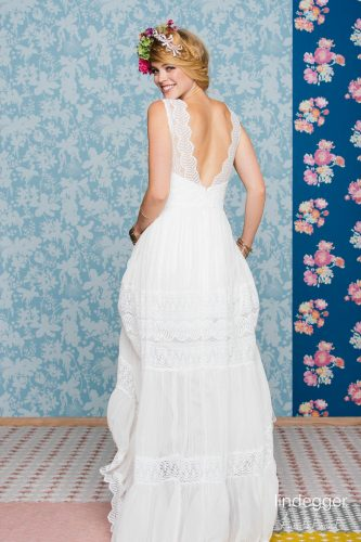 KuessdieBraut 2020 classic Brautkleid Amaia 4 bei Exquisit Wedding Dream Brautmode in Rheine