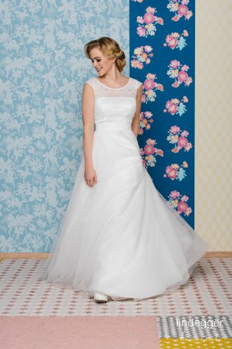 KuessdieBraut 2020 classic Brautkleid Bibi 5 bei Exquisit Wedding Dream Brautmode in Rheine