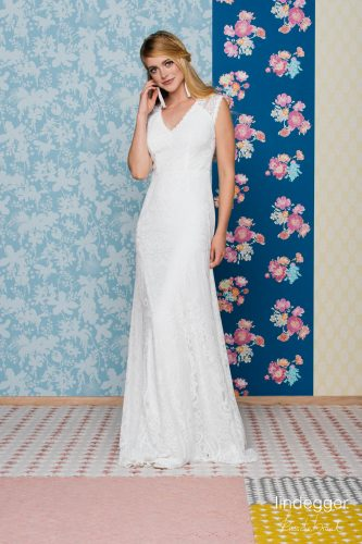 KuessdieBraut 2020 classic Brautkleid Liv Pearl 2 bei Exquisit Wedding Dream Brautmode in Rheine