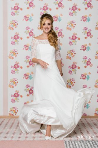 KuessdieBraut 2020 classic Brautkleid Pola 5 bei Exquisit Wedding Dream Brautmode in Rheine