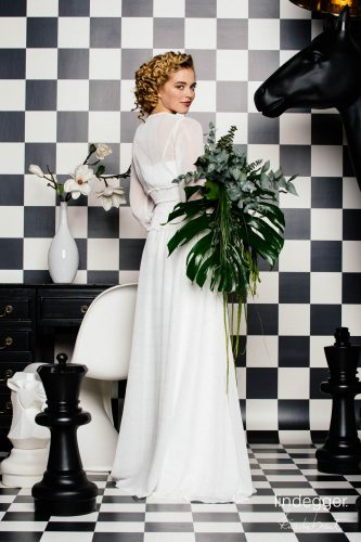 KuessdieBraut 2020 cool Brautkleid Heaven 2 bei Exquisit Wedding Dream Brautmode in Rheine