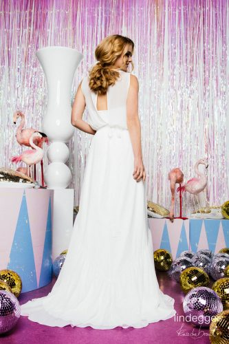 KuessdieBraut 2020 mix match Hochzeitskleid chiffonrock s1028 4 bei Exquisit Wedding Dream Brautmode in Rheine